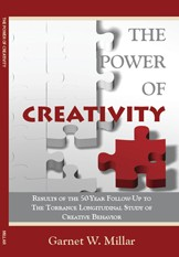 The Power of Creativity: Results of the 50-Year Follow-Up to the Torrance Longitudinal Study of Creative Behavior - Product Image