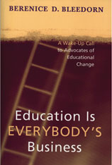 Education is EVERYBODY'S Business - Product Image