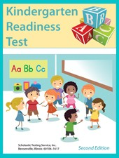 Kindergarten Readiness Test, Second Edition--Starter Set - Product Image